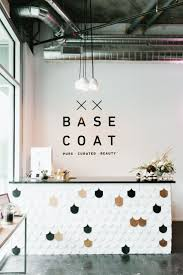 Front Desk Receptionist Resume Salon by Best 25 Nail Salon Design Ideas On Pinterest Salon Interior