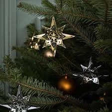 Christmas Star Ornament By Rosendahl