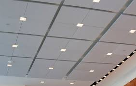 why choose an acoustical ceiling commercial construction