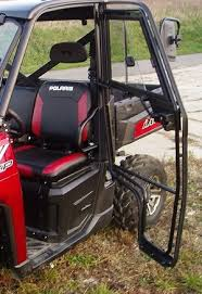 EMP Full Door Set for Polaris Ranger XP 900 and XP 570