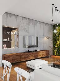 beton optik für dein wohnzimmer stylight
