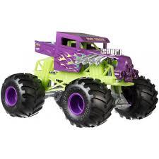 100 Wheels For Trucks Hot Monster 124 Scale Bone Shaker Vehicle Walmartcom