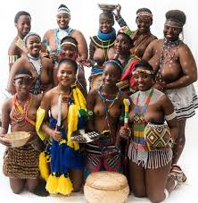 South Africa Has Nine Official African Languages Representing Specific Population Groups Which All Have Their Own Dress And Wearing It Gives People A