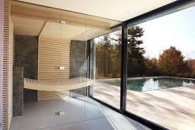 badezimmer und sauna ausgefallen kombiniert bernd erdmann