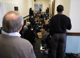 Halloween Express Wichita Ks Hours by Students Stage Sit In Protest At President Bardo U0027s Office U2013 The