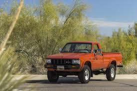 100 1983 Toyota Truck Original Survivor Hilux Pickup