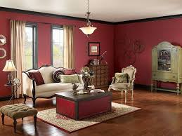 Steampunk Living Room Paint