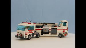 100 Custom Lego Fire Truck Real