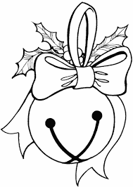 Free Xmas Coloring Pages Print