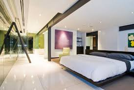 Bachelor Pad Wall Decor by Bedrooms Ultra Modern Bachelor Pad Bedroom With White Floating