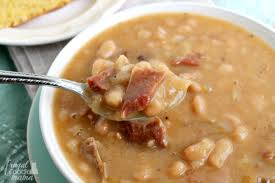 Crock Pot Potato Soup Mama by Frugal Foodie Mama Slow Cooker Soup Beans U0026 Ham