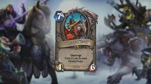 Hearthstone Hunter Beast Deck 2015 by Live Blogging The July 22nd Hearthstone Announcement Argent