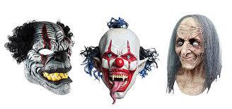 Scary Halloween Half Masks by 30 Scary Halloween Costume Masks 2017 Modern Fashion Blog