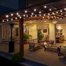 Cymas G40 Globe String Lights 18 2Ft Indoor Outdoor Decorative