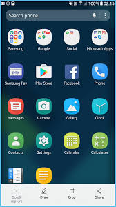 Samsung Galaxy S8 Launcher APK now ready for the S7 Nougat