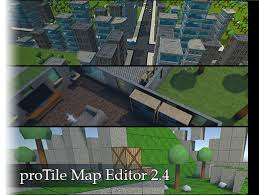 Tiled Map Editor Unity by Protile Map Editor 2 4 Runtime Support Asset Store