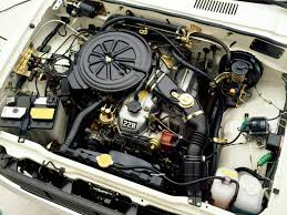 Under The Hood 1980–81 Toyota Deluxe Truck 4WD (RN37) '1979–81