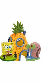 Spongebob Aquarium Decorating Kit by Spongebob Fish Tank Ornaments Set 28 Images Spongebob