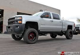 100 16 Truck Wheels Chevrolet Silverado 2500 Custom Rim And Tire Packages