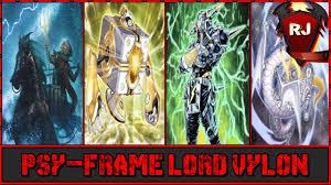 ygopro psy frame lord vylon deck profile otk youtube