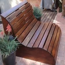 Outdoor Wooden Benches Foter