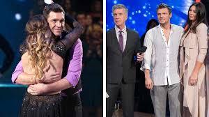 Dancing With The Stars Dwts Andy Grammer Nick Carter Allison Holker Lauren Kitt
