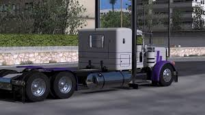 Peterbilt Purple & Gray Skin • ATS Mods | American Truck Simulator Mods Garbage Trucks Videos For Toddlers Songs Spiderman Monster Truck Youtube Colors U S Nursery Kids Children Collection Wash Truckdomeus Etf Mingtrucks Fire 1 Hour Compilation New Picture Of A Bulldozer Video Youtube Alphabet Learning For Power And Beauty Embodied In One Amazing Kenworth Diesel Semi Toy Fascating Cartoon Tow Pictures Repairs Mack Fans Heavy Cstruction On Youtube