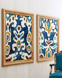 Framed Fabric Wall Art Is The Perfect DIY Cheap Decor Inspiration