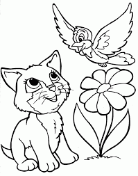 Animal Coloring Sheets 2115