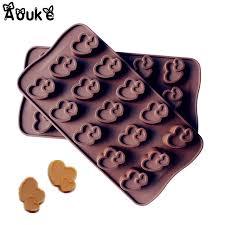 moule cuisine grand petit shaped12 réseaux chocolat silicone moule 3d