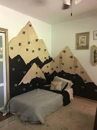 kiipeilyseinä lastenhuoneessa kinderschlafzimmer kinder