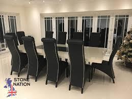 Granite And Quartz Dining Tables
