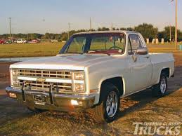 100 Lnc Truck C10 Lifted Silverado Hot Rod Networkrhhotrodcom Revamping A C