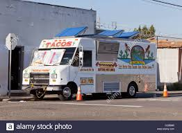 Mexican Food Catering Truck - USA Stock Photo: 42046883 - Alamy