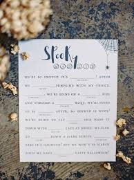 Halloween Mad Libs Pdf by Halloween Mad Lib Free Download Pink Champagne Paper