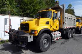 2004 Mack CV713 Tandem Axle Dump Truck For Sale By Arthur Trovei ...