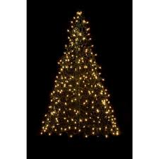5 Ft Pre Lit Multicolor Christmas Tree by Crab Pot Trees 5 Ft Indoor Outdoor Pre Lit Incandescent