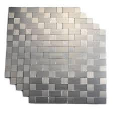 Smart Tiles Peel And Stick Australia by Shop Amazon Com Decorative Tiles