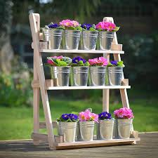 Patio Plant Stand Uk by Amazon Co Uk Stands Accessories Garden U0026 Outdoors