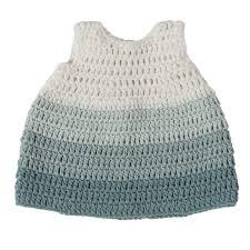 Summer Infant Toddler Kids Baby Girl Sleeveless Crochet Dress Top