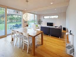 wohnzimmer mit großem esstisch wohnen haus deko wohnzimmer