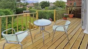 Outdoor Balcony Flooring Ideas UK