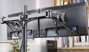 Vesa Desk Mount 100x100 by Best Desk Mount Arms And Stands For Lcd Led Monitors