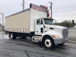 100 Used Peterbilt Trucks For Sale In Texas 2008 335 Single Axle Curtain Side Truck Paccar PX8 260HP
