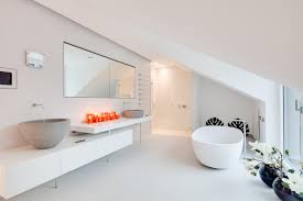 bauhaus villa modern bathroom munich by vadim