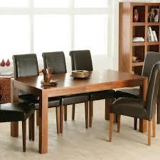 Chair ~ Beatrice Matt Black Leather Match Roll Back Dining ...
