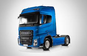 New Ford Trucks Tractor. It Will Enter The European Market In ...