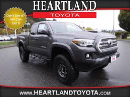 New 2017 Toyota Tacoma TRD Sport Access Cab 6' Bed V6 4x4 MT (Natl ... New Preowned Chevy Models For Sale In Minnesota Truck Trailer Transport Express Freight Logistic Diesel Mack Morris Mn Dealer Heartland Motor Company Car Truck Toyota Opening Hours 106 Broadway Avenue North Trucking Acquisitions Put Spotlight On Fleet Values Wsj 2018 Tundra Williams Lake Bc Bleachers Item Ec9461 Sold March 6 Government Torque T322 Toy Hauler Travel Trailer At Dick