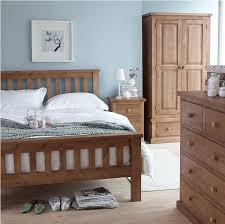 Plain Childrens Pine Bedroom Furniture 5