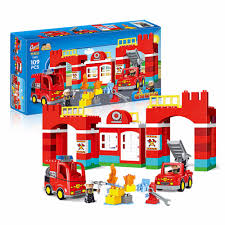 100 Playmobil Fire Truck Buy Playmobil Fire Station And Get Free Shipping On AliExpresscom